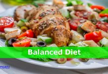 Why a Well Balanced Diet is Important