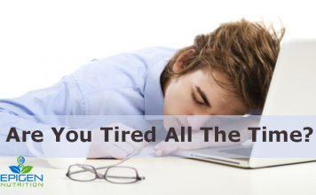 Tired all the time